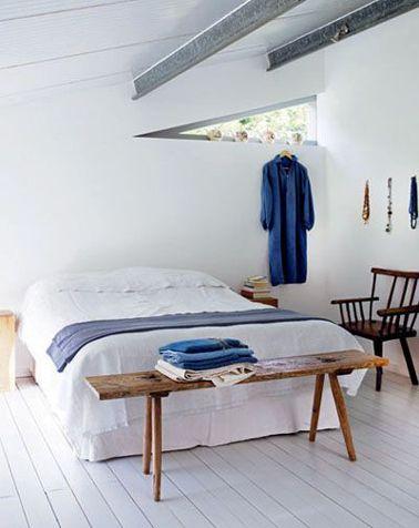une ambiance relaxante dans la chambre nos conseils. Black Bedroom Furniture Sets. Home Design Ideas