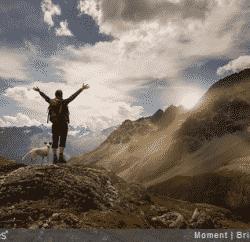 Focus sur les bienfaits de la montagne.