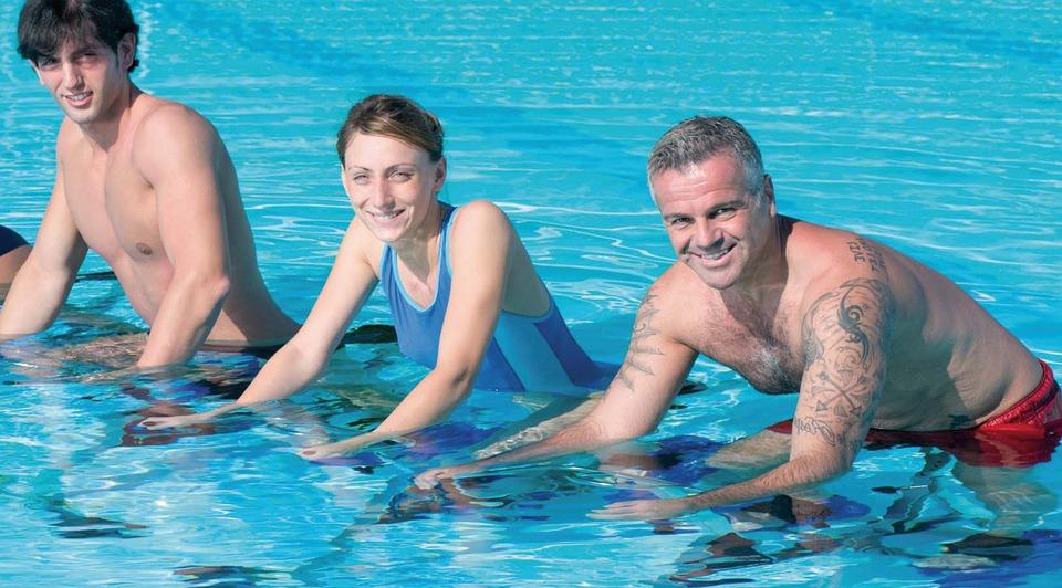 L'aquabike : activité sportive pour perdre du poids