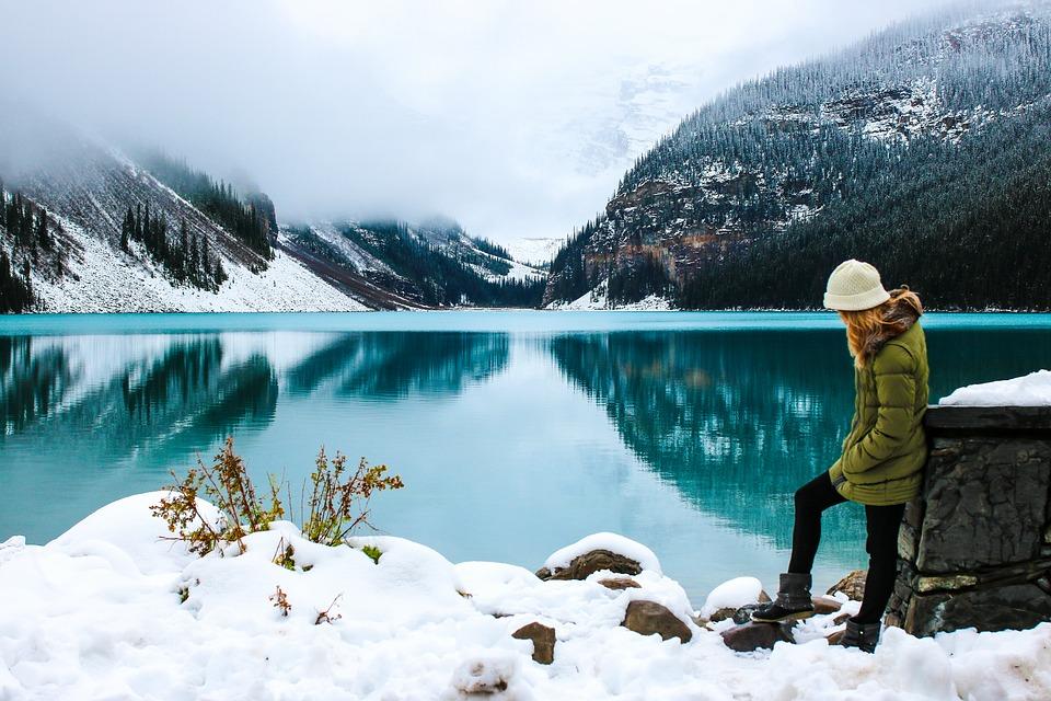 Où se ressourcer en hiver ?