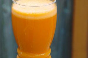 Quelle recette de jus de fruits pour vaincre les coups de froid ?