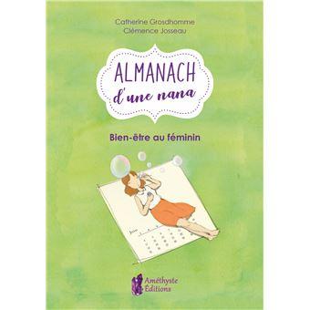 L'almanach d'une nana