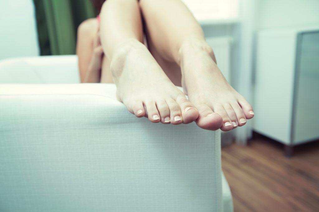 Astuce beauté pour un peeling des pieds maison