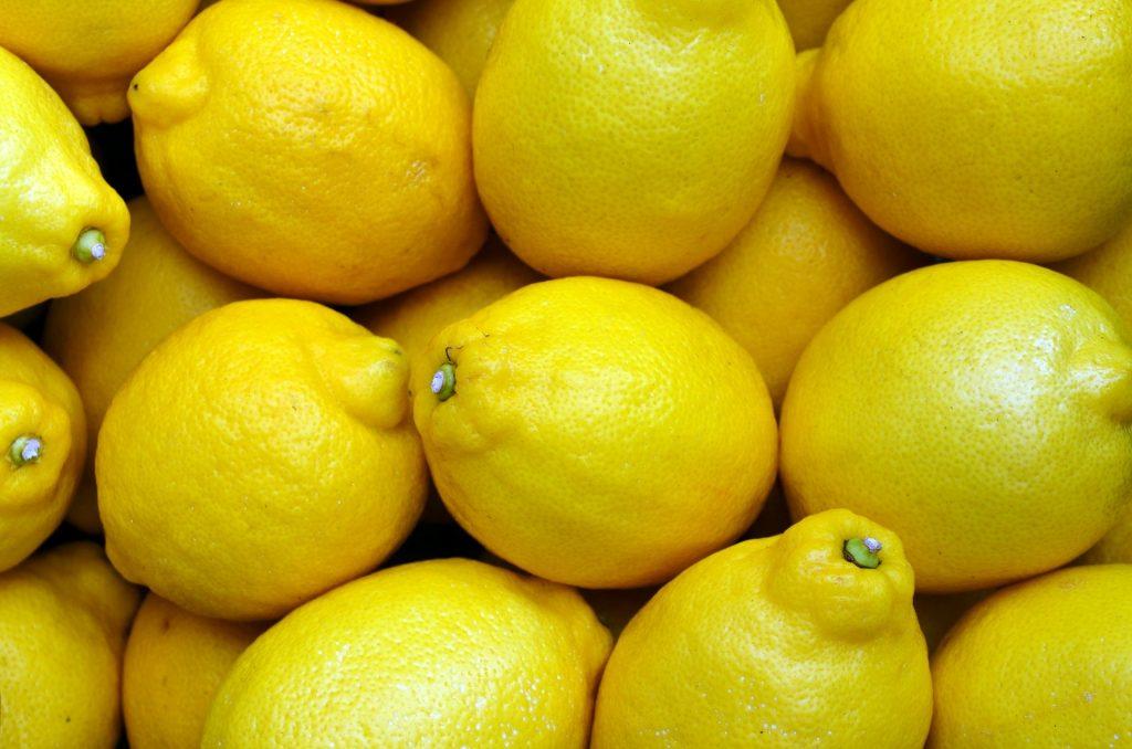 les effets du citron sur le foie
